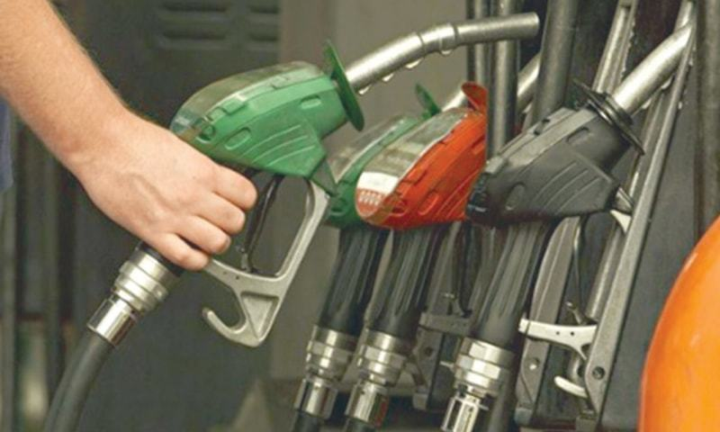 The prices of key petroleum products — petrol and high-speed diesel (HSD) — are estimated to go up by Rs9-11 per litre on Jan 31 for the first fortnight of February if straight calculations of Oil & Gas Regulatory Authority (Ogra) are accepted by the prime minister. — File photo
