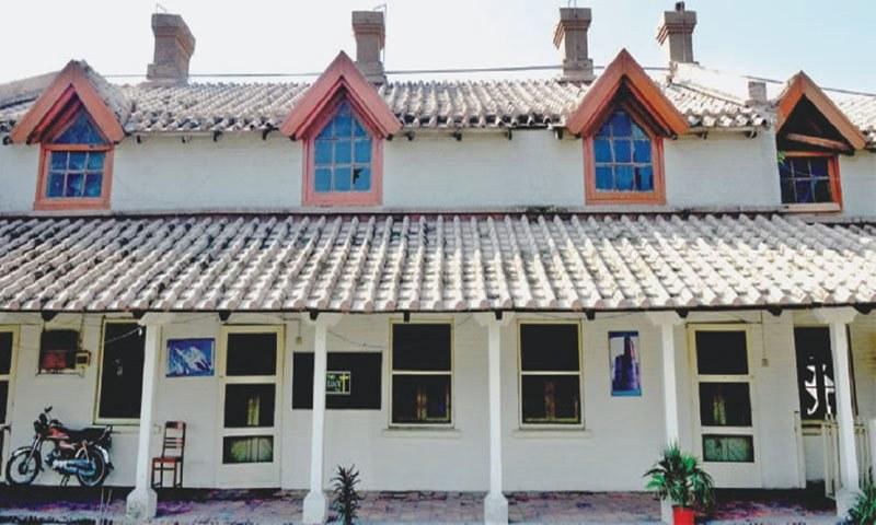 19ویں صدی میں قائم ہونے والا راولپنڈی کا اسٹیشن اسکول، فائل فوٹو