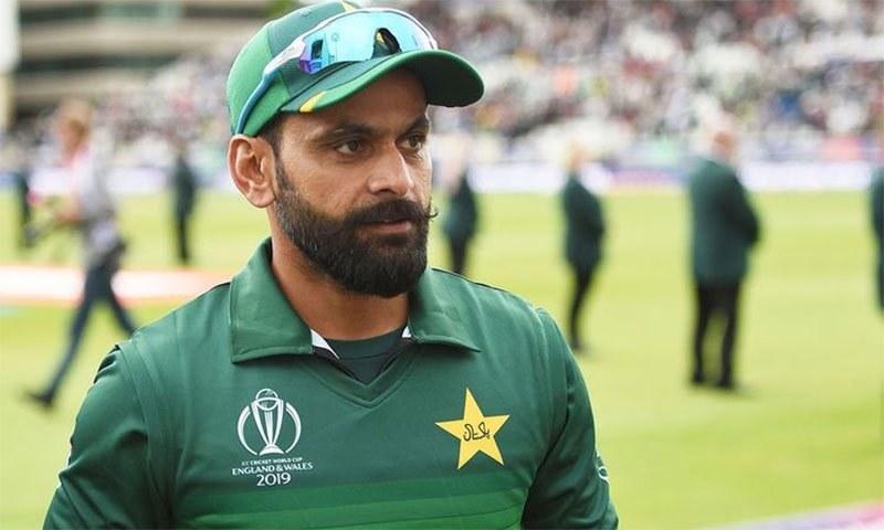 اللہ صبر کرنے والوں کے ساتھ ہے، محمد حفیظ کا ٹیم سے باہر ہونے پر ردعمل