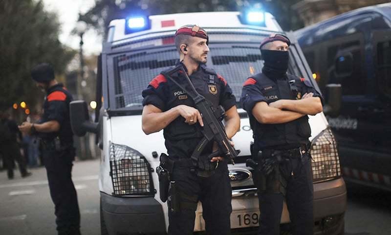 اسپین: ایرانی سفارت کار کا بیٹا اسمگلنگ کے الزام میں گرفتار