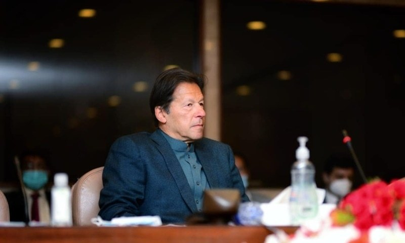 Prime Minister Imran Khan claimed on Sunday that inflation had currently declined from the level of 2018 when the Pakistan Tehreek-i-Insaf (PTI) came to power. — APP/File