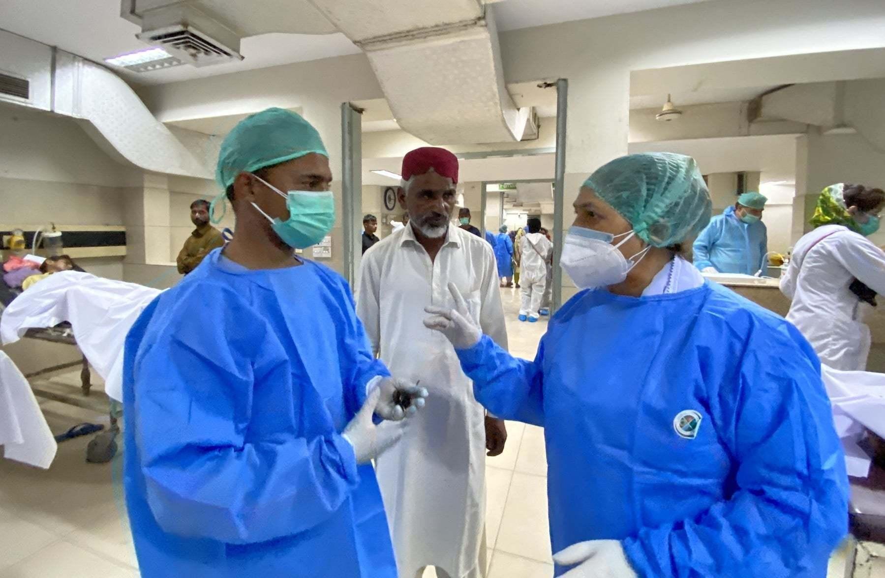 پاکستان میں کورونا وائرس سے مزید ایک ہزار 509 مریض صحتیاب، فعال کیسز 33 ہزار سے زائد