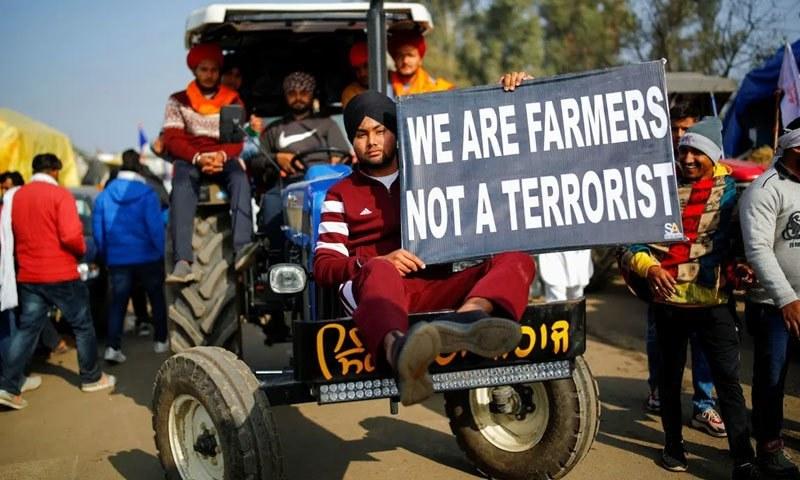بھارت: کسان ٹریکٹر ریلی کشیدگی پر مودی کا بیان، سپریم کورٹ سے درخواست خارج