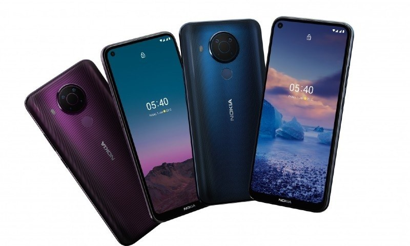 نوکیا کا نیا مڈرینج اسمارٹ فون پاکستان میں فروخت کے لیے پیش