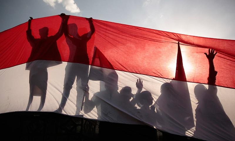 امریکا حوثی باغیوں کو عالمی دہشت گرد تنظیم کی فہرست سے نکالنے کیلئے تیار