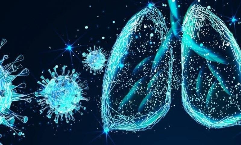 نمونیا کووڈ کے مریضوں میں موت کا خطرہ بڑھانے والی دوسری بڑی وجہ