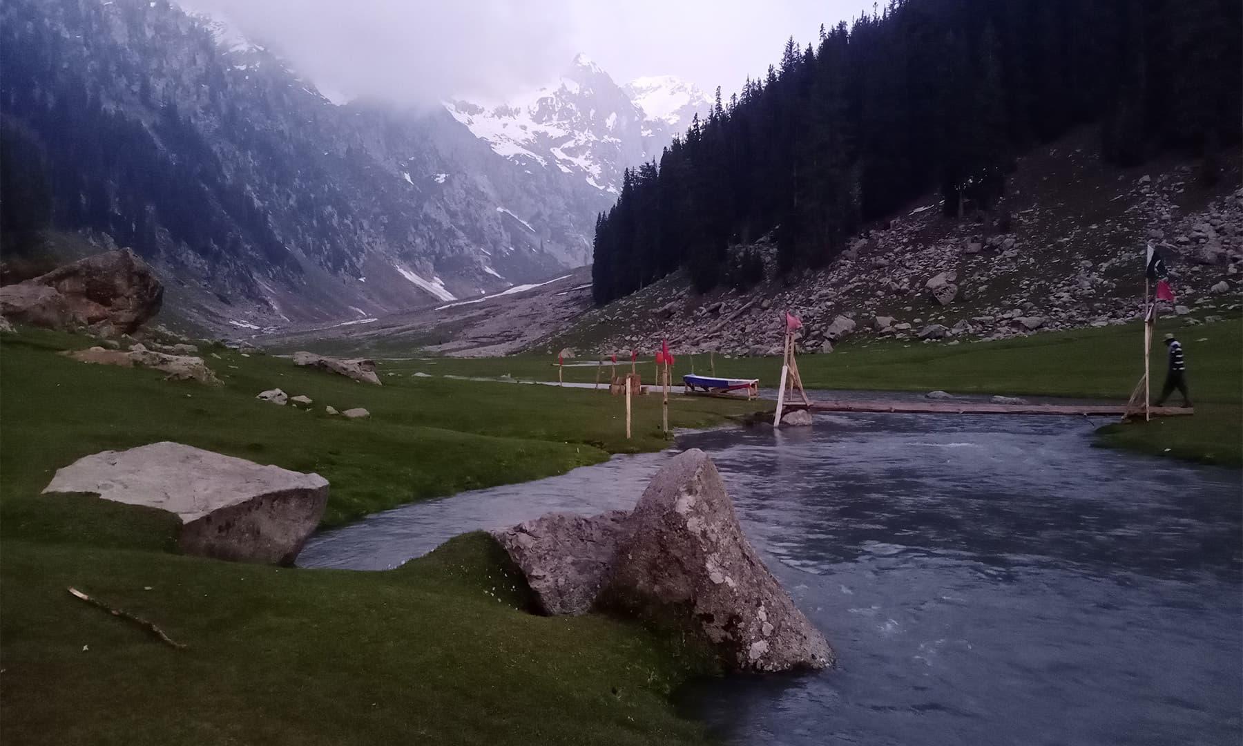 کونڑ بانال — تصویر: عظمت اکبر