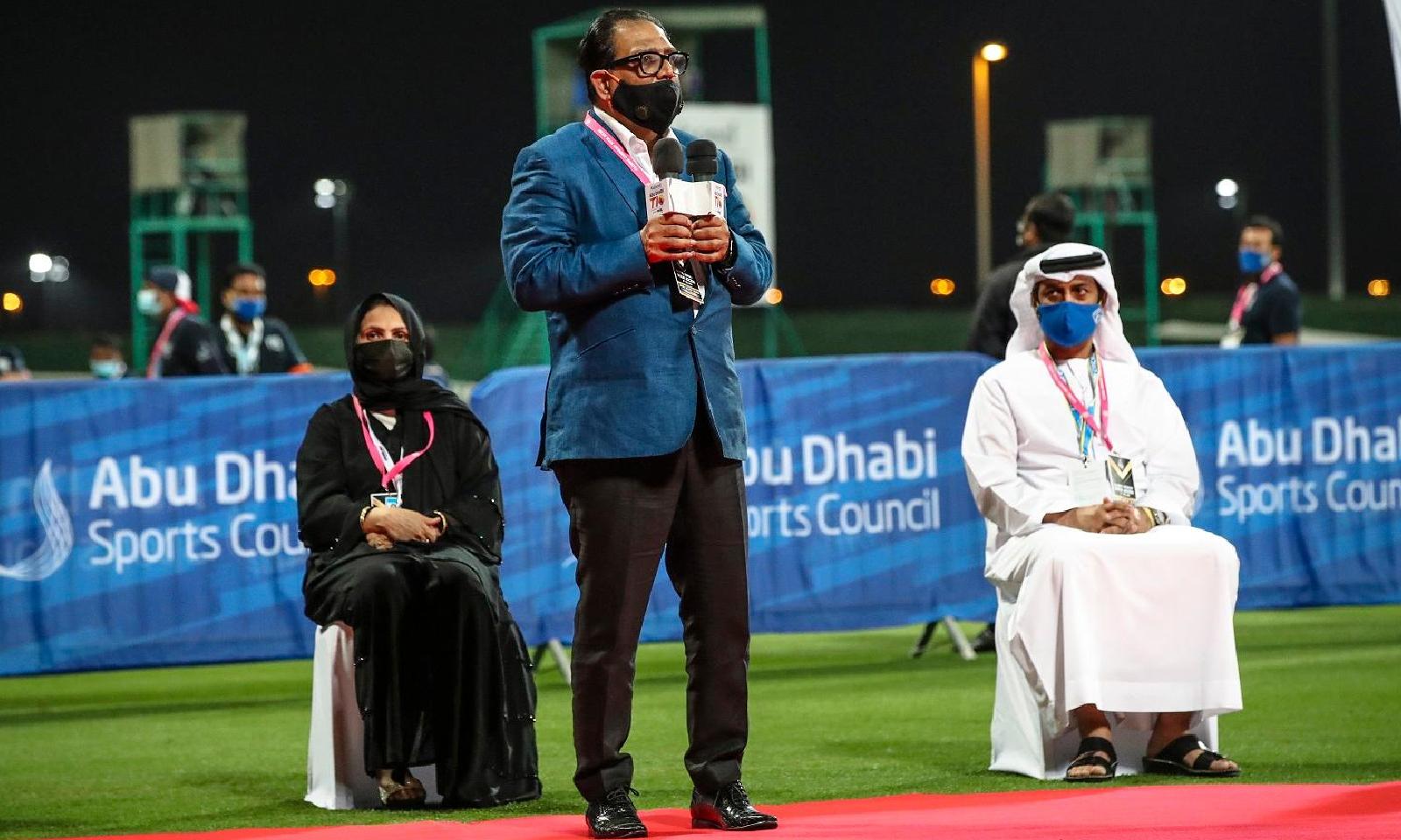ٹورنامنٹ ابوظہبی کے شیخ زاید اسٹیڈیم میں کھیلا گیا—فوٹو: ٹی10 لیگ