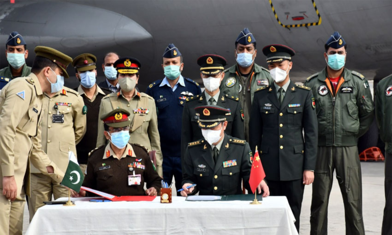 China has donated Covid-19 vaccines for Pakistan's armed forces, a statement by the military's media affairs wing said on Monday. — APP