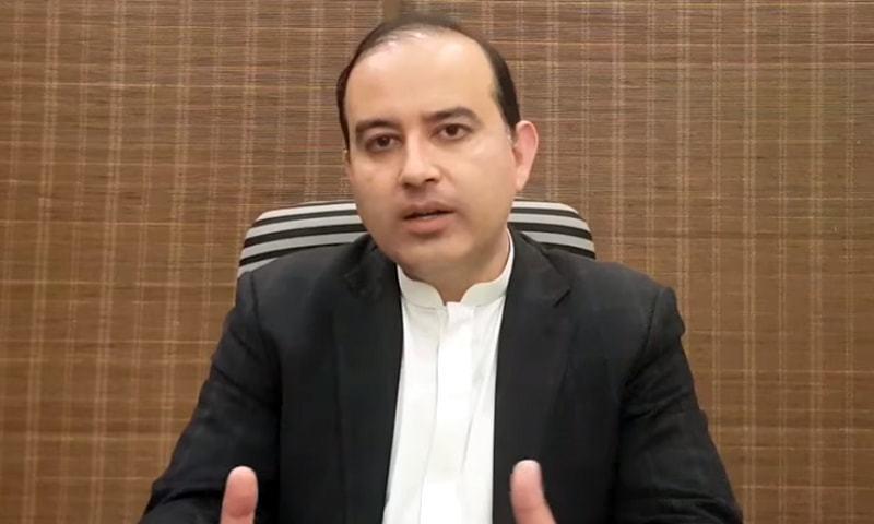 ویڈیو اسکینڈل: وزیر قانون خیبر پختونخوا اپنے عہدے سے مستعفی