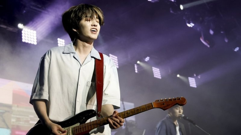 "Jae-hyung Park, better known as Jae from K-pop band ""Day6 — AP"