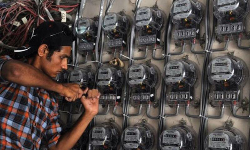 This comes a day after the power regulator notified about Rs1.54 per unit increase in power rates for these Discos under monthly fuel cost adjustment. — AFP/File