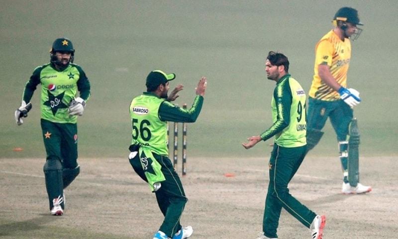 ون ڈے، ٹی 20 سیریز کیلئے پاکستان کرکٹ ٹیم کے دورہ جنوبی افریقہ کا اعلان