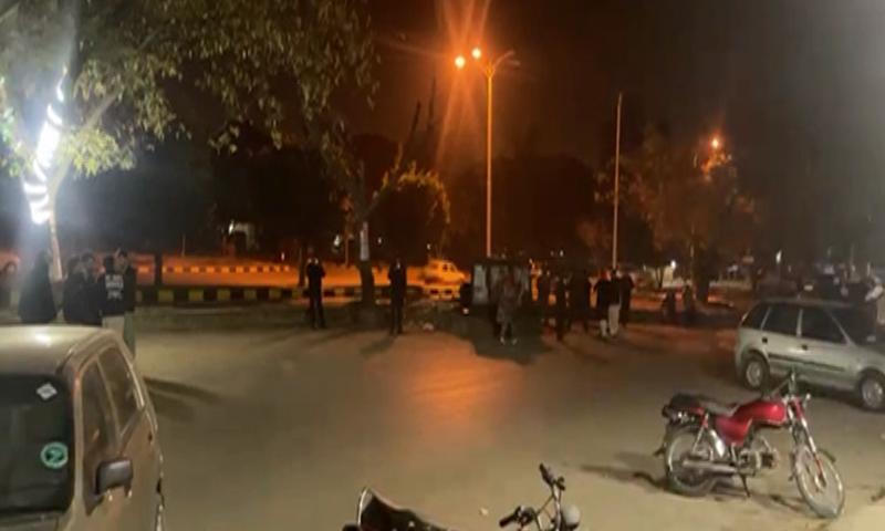 پاکستان کے مختلف علاقوں میں شدید زلزلہ