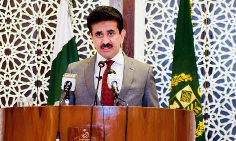Foreign Office Spokesman Zahid Hafeez Chaudhri said Pakistan emained committed to completing the implementation of the FATF Action Plan. — Photo courtesy Radio Pak/File