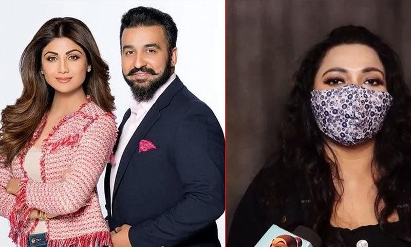 ماڈل کے الزامات پرتاحال اداکارہ اور اس کے شوہر نے کوئی رد عمل نہیں دیا—اسکرین شاٹ/ فائل فوٹو: فیس بک