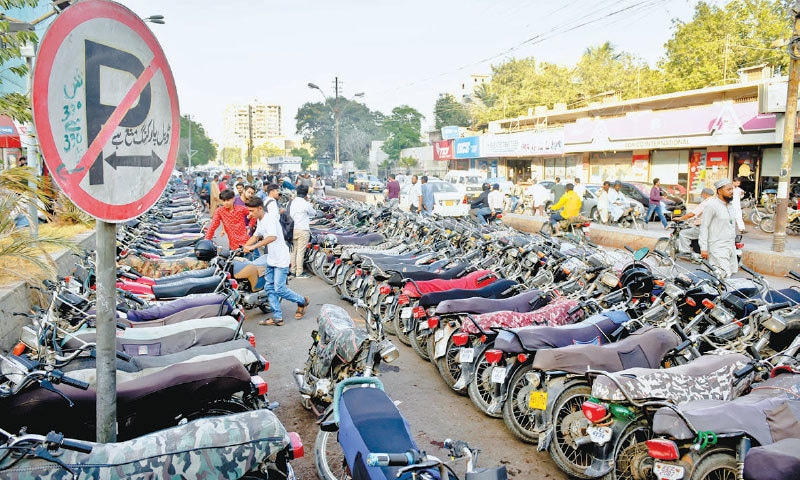 Motorbike ownership has increased from 400,000 in 2004 to 3,000,000 in 2020 | Fahim Siddiqi/White Star