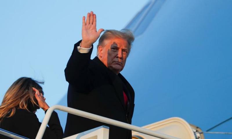 US Senate acquits Trump as Republicans save him from impeachment again