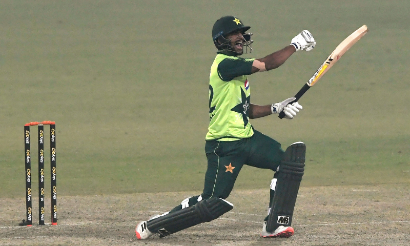 پاکستان نے جنوبی افریقہ کو ٹی ٹوئنٹی سیریز میں بھی شکست دے دی