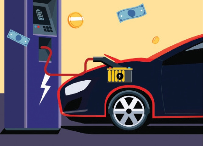 Charging Up the EV Opportunity