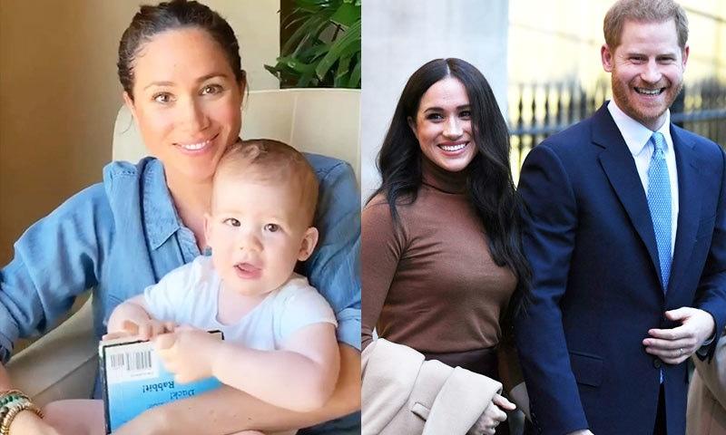 جوڑے کے ہاں 2019 میں پہلے بچے کی پیدائش ہوئی تھی—فائل فوٹو: انسٹاگرام/اے ایف پی