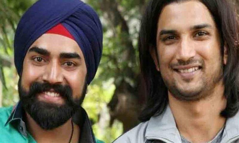 سشانت سنگھ کے ساتھی اداکار نے بھی 'خودکشی' کرلی