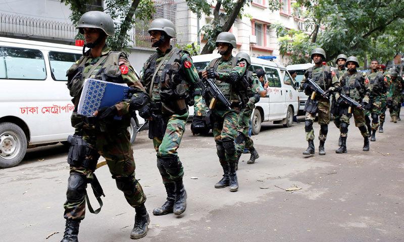 بنگلہ دیش: امریکی بلاگر کے قتل کے جرم میں 5 افراد کو سزائے موت