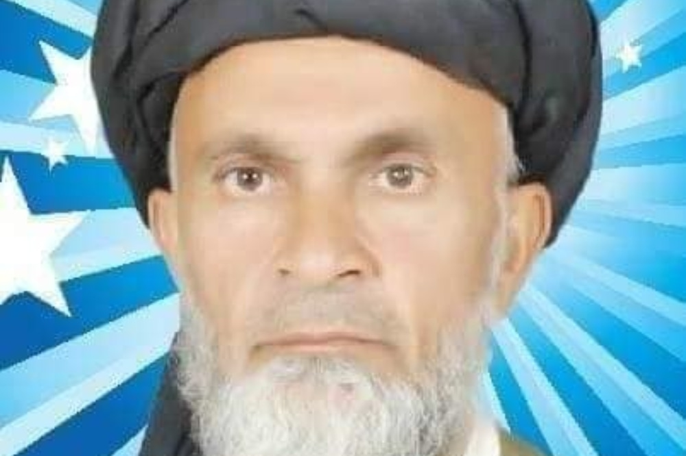 JUI-F's Syed Azizullah Agha obtained 16,086 votes. — Photo courtesy Azizullah Agha Facebook
