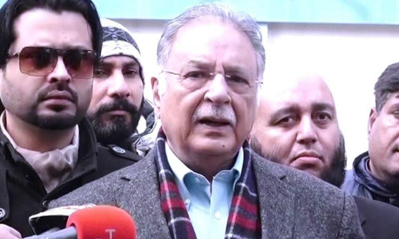 سینیٹ انتخابات: رہنما مسلم لیگ (ن) پرویز رشید کے کاغذات نامزدگی مسترد