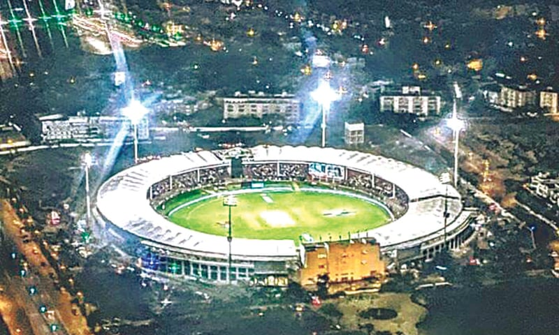 National Stadium, Karachi