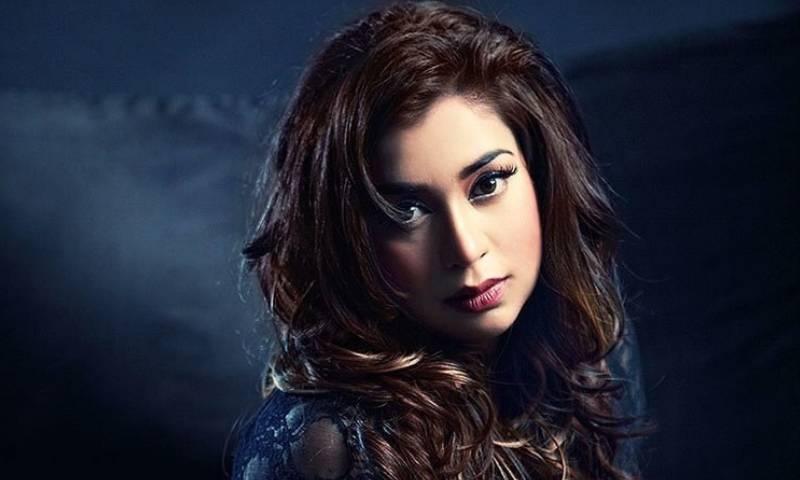 گلوکارہ و اداکارہ  نے سوشل میڈیا پر اپنے مداحوں کو ڈراما انڈسٹری میں واپسی سے آگاہ کیا— فوٹو: انسٹاگرام