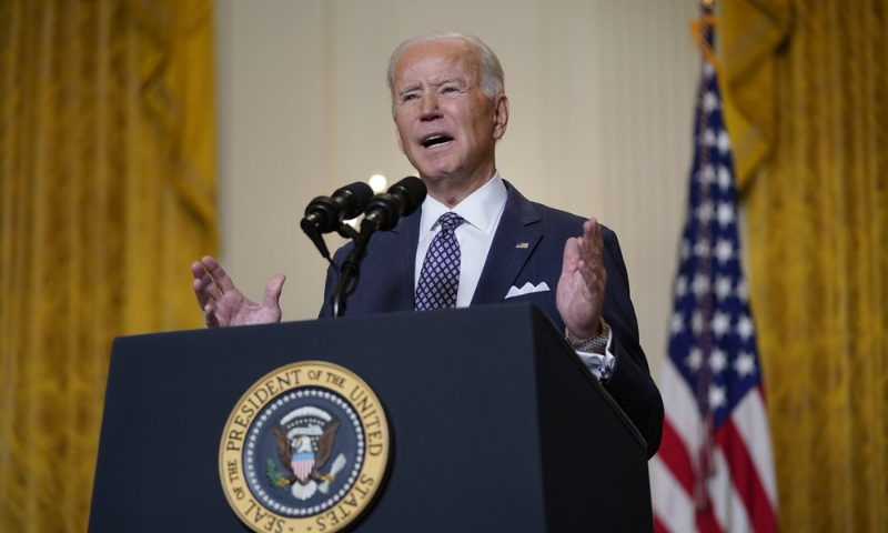Biden declares US-transatlantic alliance 'back'