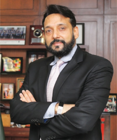 Ali Asghar Jamali, CEO, Indus Motor Company