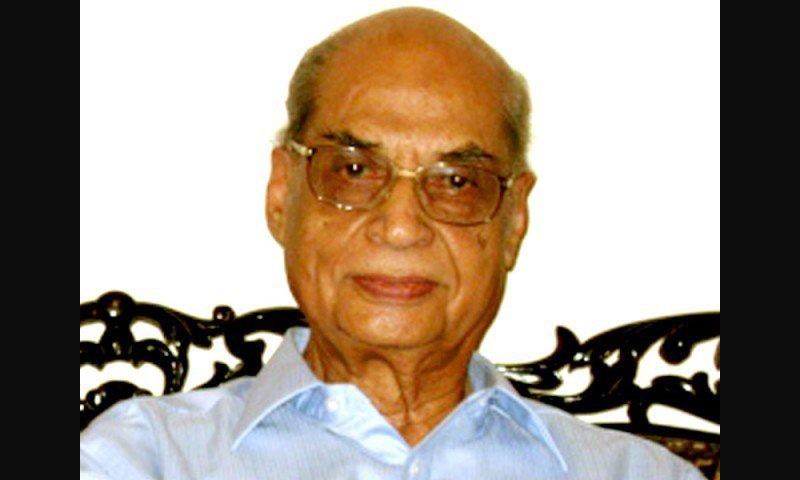 احمد مرزا جمیل۔ تصویر: وکی پیڈیا