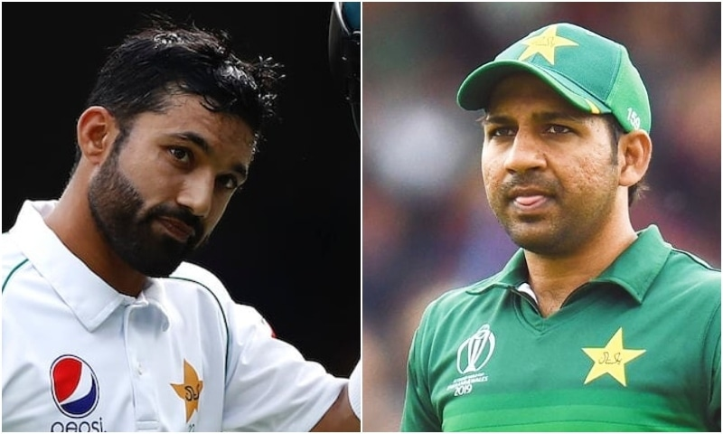 The fans of Mohammad Rizwan (L) and Sarfaraz Ahmed clash online every time one does better or worse than the other. — ESPNCricinfo/File