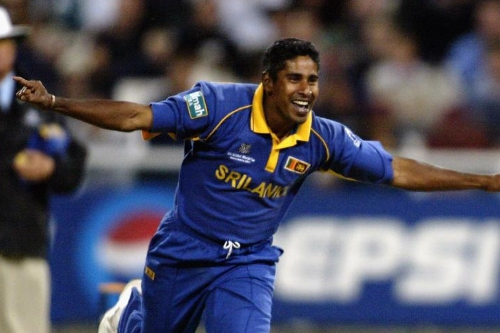 Sri Lanka's former pace spearhead Chaminda Vaas resigned as the team's fast bowling coach on Monday within days of his appointment. — Photo courtesy ICC