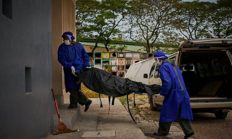 کورونا وائرس: ملک میں مزید 41 اموات، مجموعی تعداد 12 ہزار 658 ہوگئی