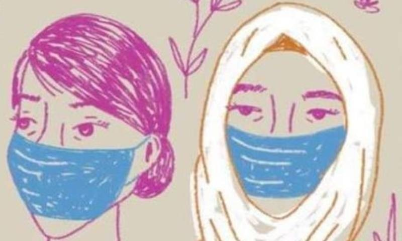 عالمی یوم نسواں کے موقع پرپاکستان کے مختلف شہروں میں خواتین کے حقوق کے لیے مظاہروں اور  تقاریب کا انعقاد کیا جاتا ہے— فوٹو: عورت مارچ انسٹاگرام