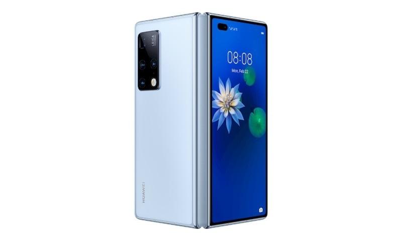 ہواوے کا سب سے مہنگا فولڈ ایبل فون میٹ ایکس 2