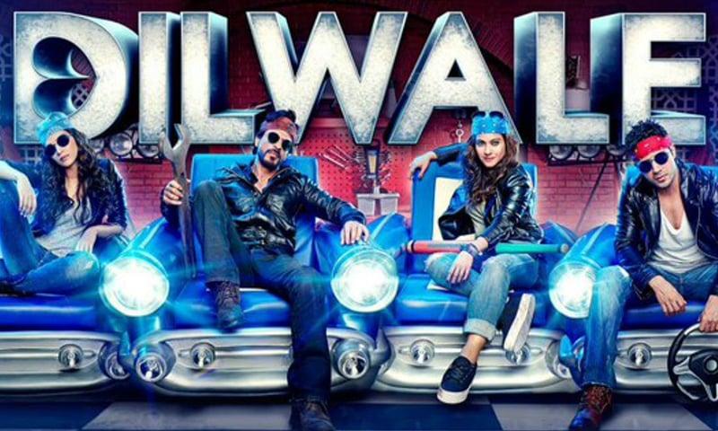 شاہ رخ کے بیان نے دل والے کی ریلیز سے پہلے ہی فلم کا بھٹا بٹھا دیا