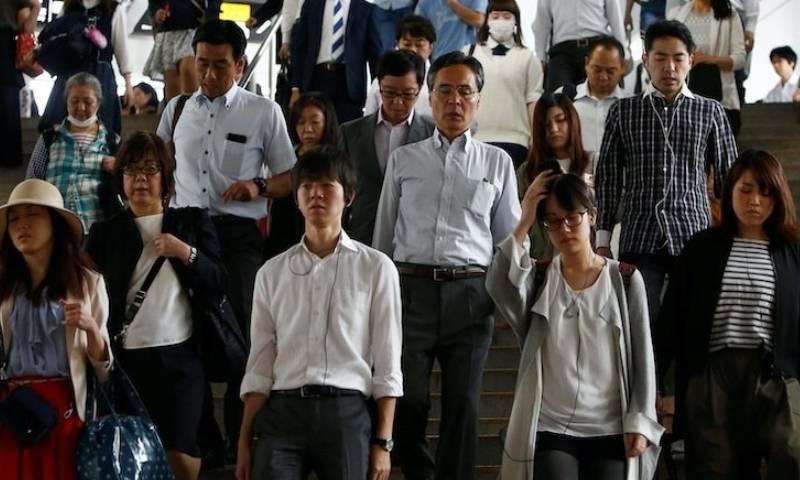 کورونا وائرس کے دوران جاپان میں 11 سالوں میں پہلی مرتبہ خودکشی کی شرح میں اضافہ دیکھنے میں آیا— فائل فوٹو:  رائٹرز