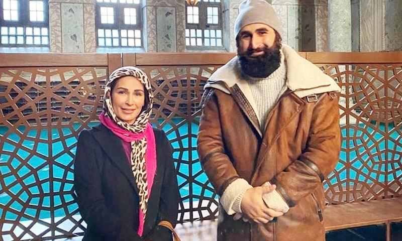 ریما خان بھی 'ترک لالا' کا حصہ ہوں گی؟