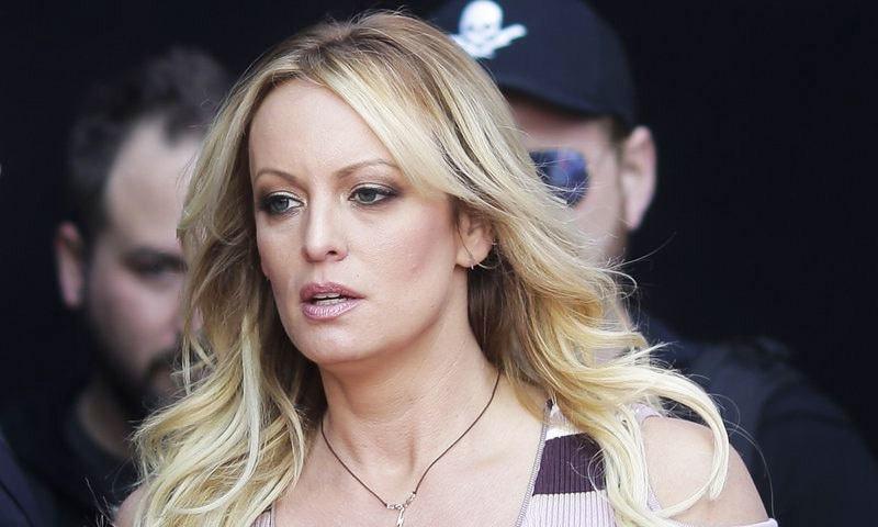 ڈونلڈ ٹرمپ سے 2006 سے 2007 تک جنسی تعلقات رہے تھے، سابق پورن اسٹار—فائل فوٹو: اے پی