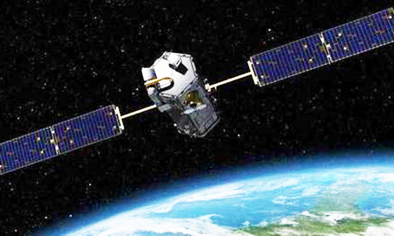The satellites are tasked with conducting electromagnetic environmental monitoring and related technology tests. — Reuters/File