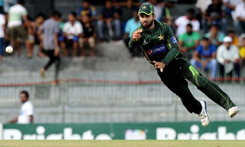 Pakistan wicket-keeper/batsman Mohammad Rizwan has been promoted to Category 'A' of the PCB Central Contract List. —Courtesy PCB/File