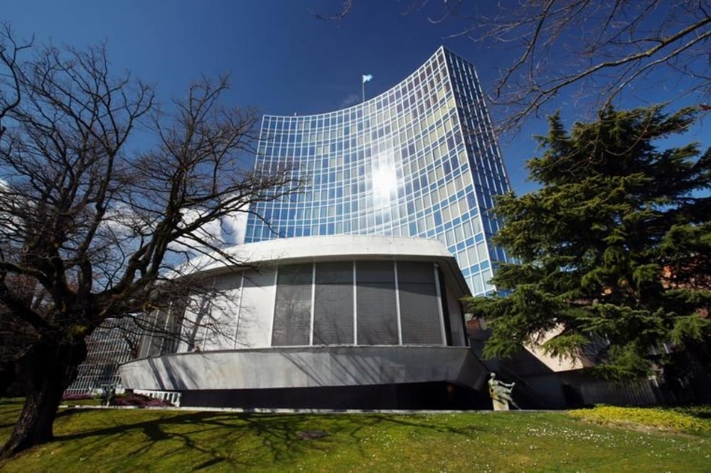 The headquarter of the World Intellectual Property Organization (WIPO) is pictured in Geneva, Switzerland. — Reuters