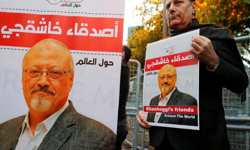 امریکا  نے صحافی جمال خاشقجی کے قتل پر انٹیلی جنس رپورٹ جاری کردی ہے