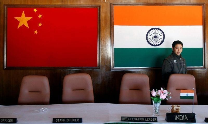 The two sides agreed to establish a hotline to exchange views in a timely manner during Foreign Minister Wang Yi's call with his Indian counterpart. — Reuters/File