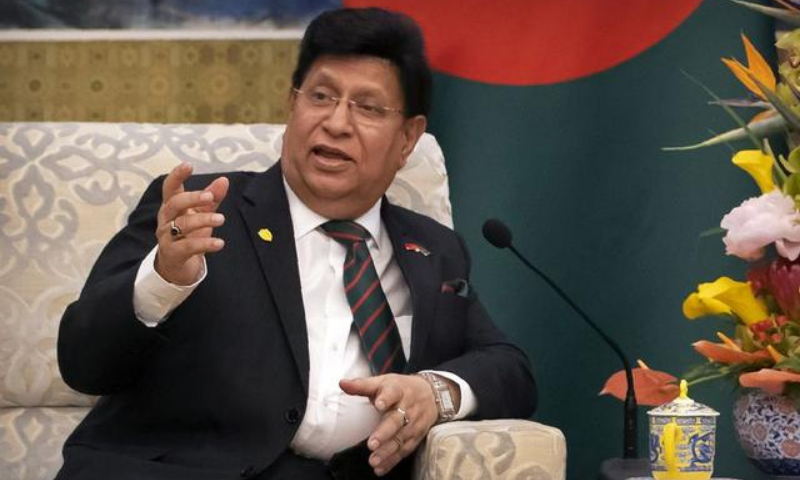 """Bangladesh is under  """"no obligation"""" to shelter 81 Rohingya Muslim refugees adrift for almost two weeks on the Andaman Sea and being assisted by neighbouring India, said Bangladesh foreign minister A. K. Abdul Momen. — Reuters/File"""