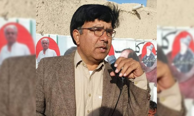 اسد خان 5 ماہ قبل لاپتا ہوئے تھے—فائل فوٹو: ٹوئٹر